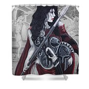 Leonadia Shower Curtain