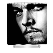 Leonardo Dicaprio Shower Curtain