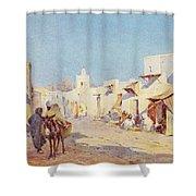 Leopold Carl Muller 1887 Shower Curtain
