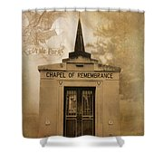 Lest We Forget The Forgotten Series 20 Shower Curtain