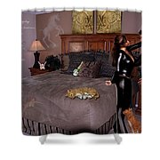 Let Everyday Bring Your Fantasies To Life Shower Curtain