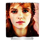 Let Me Create You. Shower Curtain