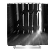 Let The Sunshine In Shower Curtain