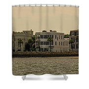 Lets Go Paddle Boarding Shower Curtain