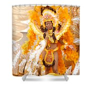 Lets Samba Shower Curtain