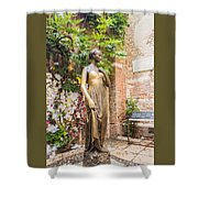 Letters To Juliet Shower Curtain