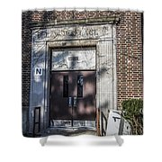 Lew Wallace High School April 2015 023 Shower Curtain