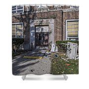 Lew Wallace High School April 2015 024 Shower Curtain