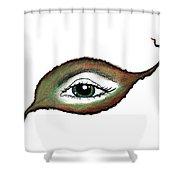 Leyef Shower Curtain
