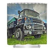 Leyland Comet Shower Curtain