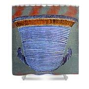 Lib-513 Shower Curtain