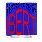 Liberte Shower Curtain