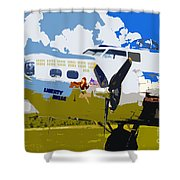 Liberty Belle Shower Curtain