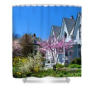 Liberty Carpenter Gothic Shower Curtain