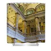 Library 7 Shower Curtain