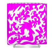Lickety Split Shower Curtain by Eikoni Images