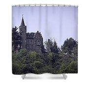 Liebeneck Castle 05 Shower Curtain