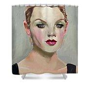 Liepke Color Palette Lady Shower Curtain