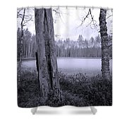 Liesilampi 4 Shower Curtain