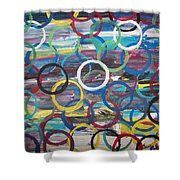 Life In The Fast Lane Shower Curtain