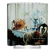 Life Is A Song Shower Curtain