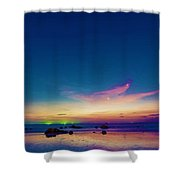 Life Is Simple Just Add Water Shower Curtain