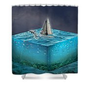 Lifetime Adventure Shower Curtain