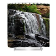 Lift Your Spirit Shower Curtain