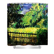 Light Before The Storm Shower Curtain