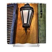 Light My Way Home Shower Curtain