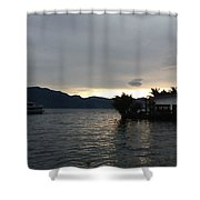 Light Of Dawn Shower Curtain