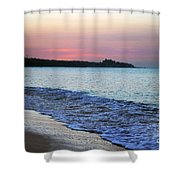 Light Of Day Shower Curtain