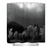 Light Of The Storm Shower Curtain