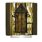 Light Of The World Shower Curtain