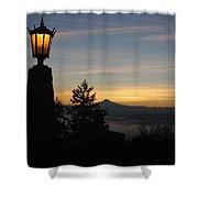 Light Shower Curtain