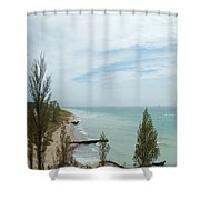 Light View Shower Curtain