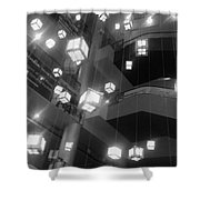 Joybox Shower Curtain