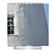 Lighthouse Lookout Shower Curtain