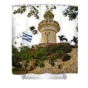 Lighthouse Shower Curtain