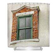 Lighthouse Windows Shower Curtain