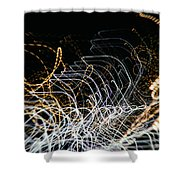 Scorpion Sundance Shower Curtain