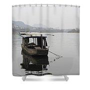 Lijiang Shower Curtain