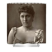 Lillie Langtry Shower Curtain