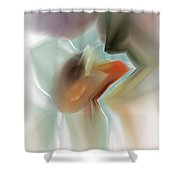 Lilly Fantasy Shower Curtain