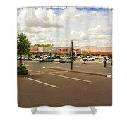 Lilongwe City Mall Shower Curtain