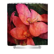 Lily 1106 Idp_2 Shower Curtain