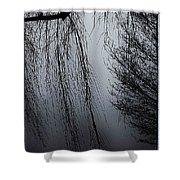 Limbs Shower Curtain