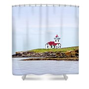 Lime Kiln Iv Shower Curtain
