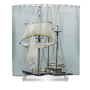 Limited Sails Shower Curtain