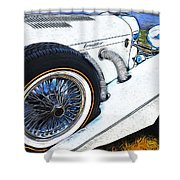 Limo Ride  Shower Curtain